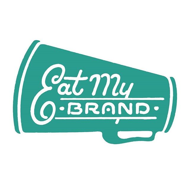 Logo design for the good folks at @eatmybrand.se more to come